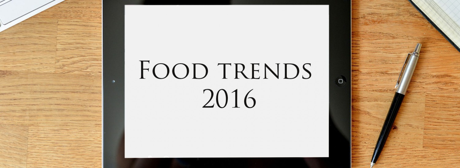5 foodtrends in 2016 south pepper. Black Bedroom Furniture Sets. Home Design Ideas