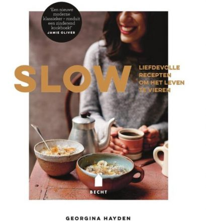 Cover van Slow Georgina Hayden