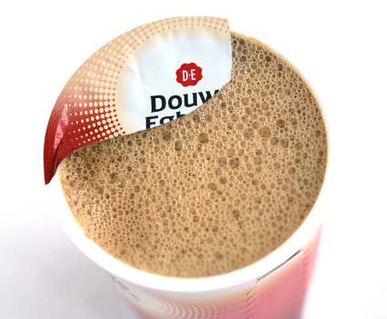 Product review Ice macchiato Douwe Egberts
