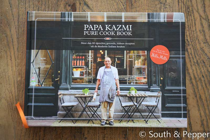 Boekrecensie Papa Kazmi Pure Cook Book