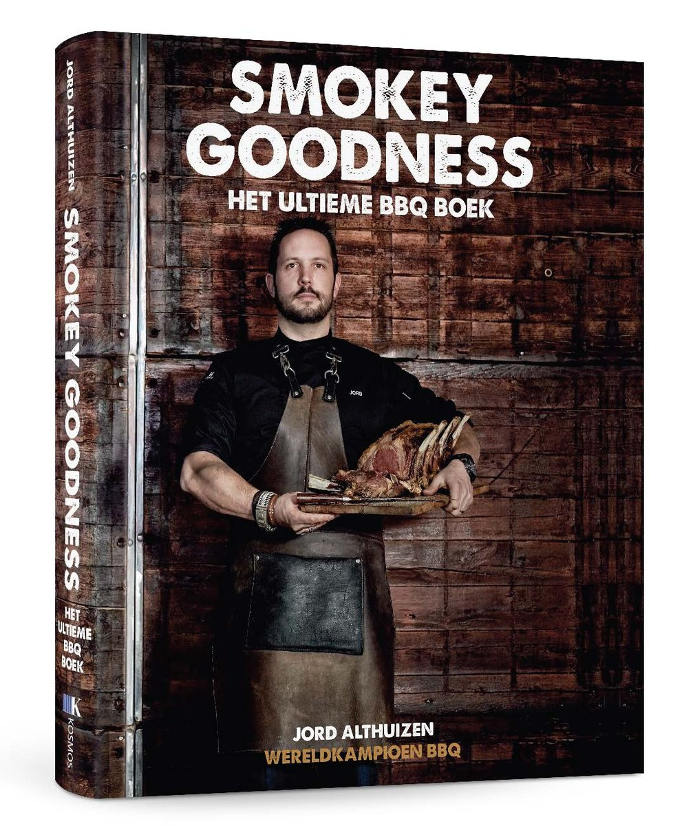 Smokey Goodness kookboek