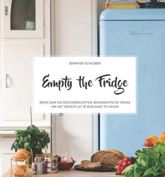 Empty the fridge kookboek review