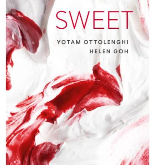 Cover van Sweet kookboek Ottolenghi